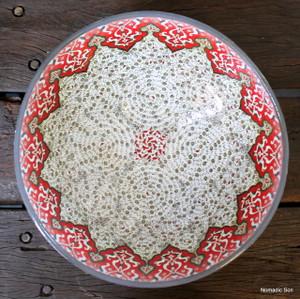 Antique Iznik Bowl