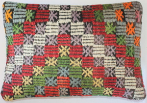 Vintage kilim cover rectangle (35*50cm) #TR13