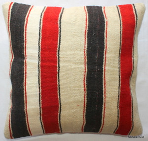 Vintage kilim cover - 45cm #94