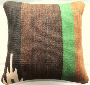 Kilim Cushion Cover (35*35cm) #60
