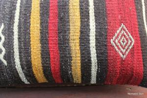 Vintage Kilim cover rectangle (40*60cm) #KR144