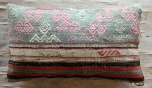 Vintage kilim cover - small rectangle (30*50cm) #SR77