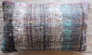 Vintage kilim cover - small rectangle (30*50cm) #SR98