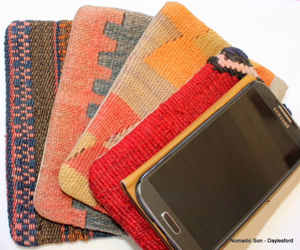 Kilim Purses - variety of colours