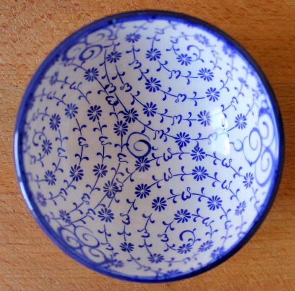 'Halic' Ceramic Bowls - 8cm