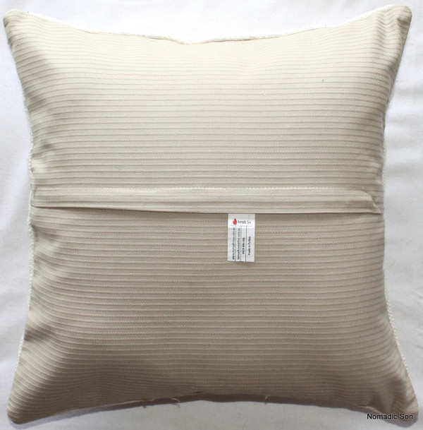 Vintage kilim cover - 45cm #35