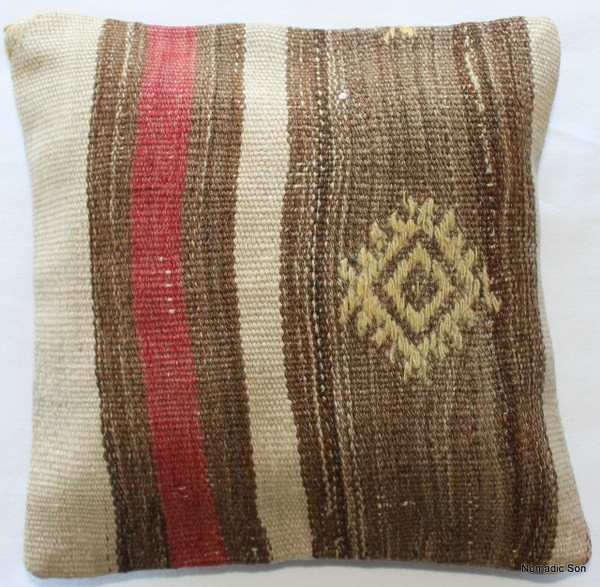 Tiny Kilim Cushion Cover #20
