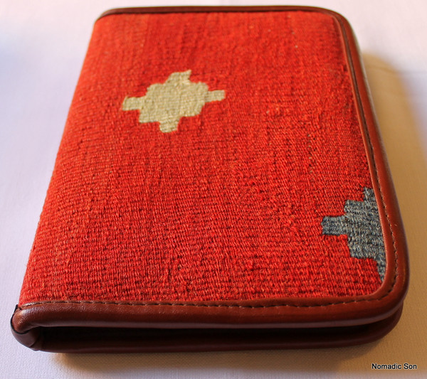 Kilim book #1 Front