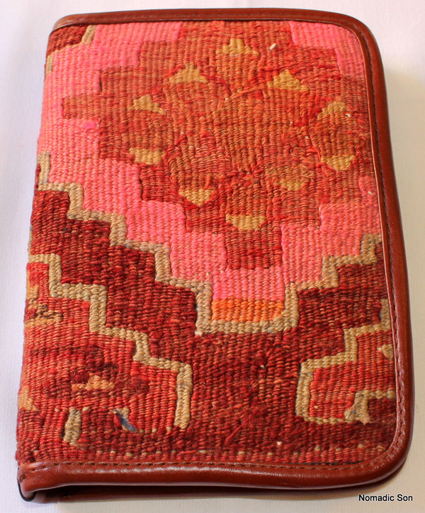 Kilim book #2 Front