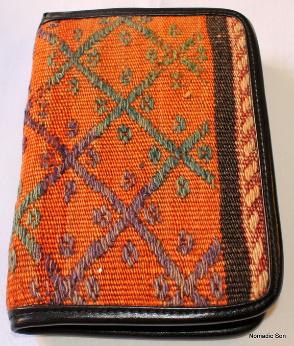 Kilim book #4 Front