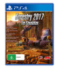 Forestry 2017 The Simulation (PS4) Australian Version