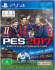 Pro Evolution Soccer 2017 (PS4) FC Barcelona STEELBOOK Edition PES 17