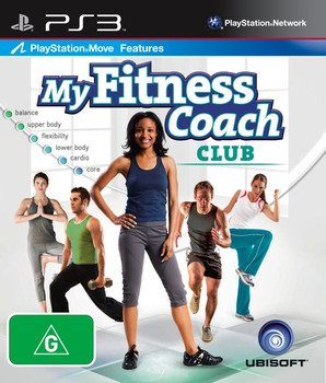 My Fitness Coach Club for PS3