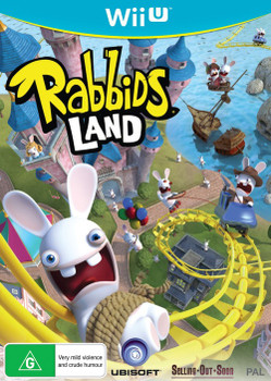 Rabbids Land for Nintendo Wii U