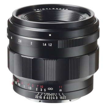Voigtlander 40mm f/1.2 Nokton Lens - E Mount (New Product)