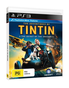 The Adventures of Tintin: The Secret of the Unicorn for PS3
