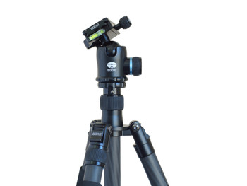 Sirui T-1205X Tripod with K-10X Ballhead Kit
