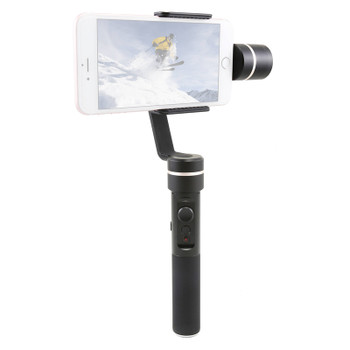 Feiyu Tech SPG 3-Axis Gimbal for iPhone Smart Phones and Sports Cameras  (Available 14 Days)