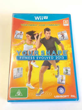 Your Shape Fitness Evolved for Nintendo Wii U