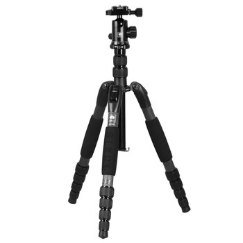 Sirui A-1205 Carbon Fibre Tripod with Y-11 Ball Head and Convertible Monopod Leg