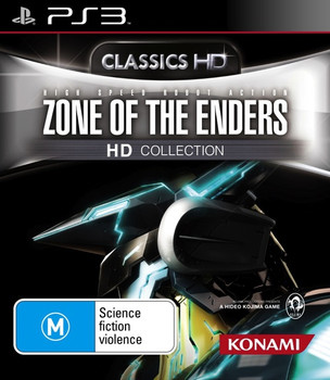 Zone of the Enders: HD Collection for PS3