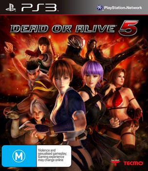 Dead or Alive 5 for PS3