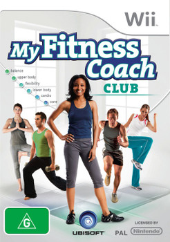 My Fitness Coach Club for Nintendo Wii