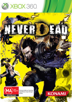 Neverdead for Xbox 360