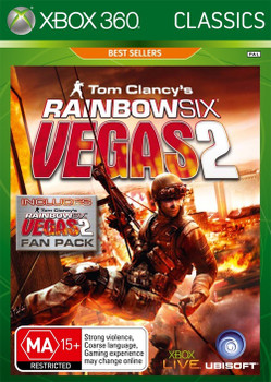 Tom Clancy's Rainbow Six Vegas 2 Complete Edition - Classics for Xbox 360