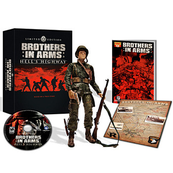 Brothers in Arms: Hell's Highway Collectors Edition for Xbox 360