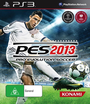 PES 2013: Pro Evolution Soccer for PS