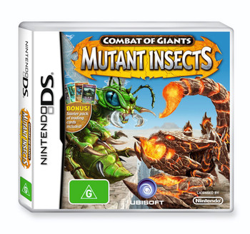 Combat of Giants: Mutant Insects (NDS)