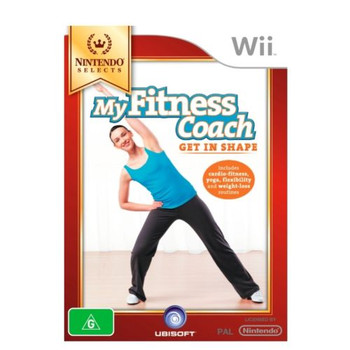 Personal Trainer game: My Fitness Coach Get in Shape (Wii) (Wii U)