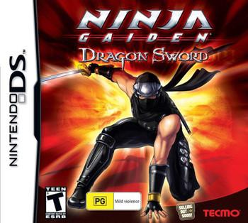Ninja Gaiden Dragon Sword (NDS)
