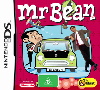 Mr Bean (NDS)