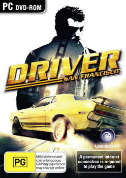 Driver San Francisco (PC) Original Australian Version