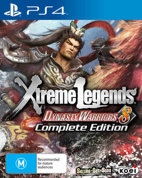 Dynasty Warriors 8 Xtreme Legends Complete Edition (PS4)