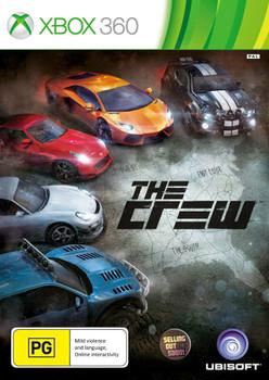 The Crew (Xbox 360) Australian Version