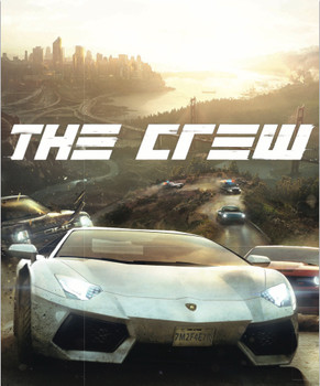 The Crew (Xbox 360) Australian Version