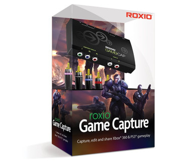Roxio Game Capture (PS3, Xbox 360, Wii) Australian Version