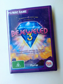 Bejeweled 3 (PC) + (MAC)