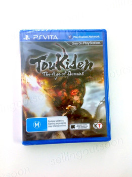 Toukiden The Age of Demons (Vita)