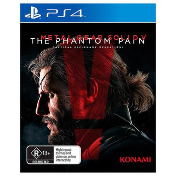 Metal Gear Solid V The Phantom Pain (PS4) T88