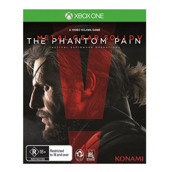 Metal Gear Solid V The Phantom Pain (Xbox One) T88 B-stock