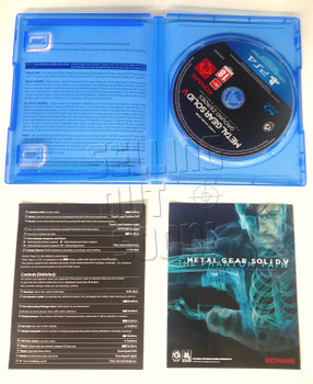 Metal Gear Solid V Ground Zeroes (PS4) B-stock