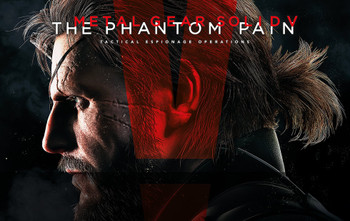 Metal Gear Solid V The Phantom Pain (PS4) AUYFS