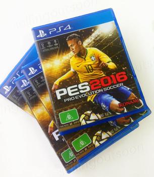 Pro Evolution Soccer 2016 (PS4) PES 16 B-stock