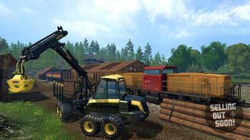 Farming Simulator 15 (PS4) Australian Version