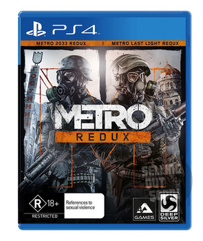 Metro Redux (PS4) Australian Version