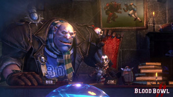 Blood Bowl 2 (PS4) Australian Version